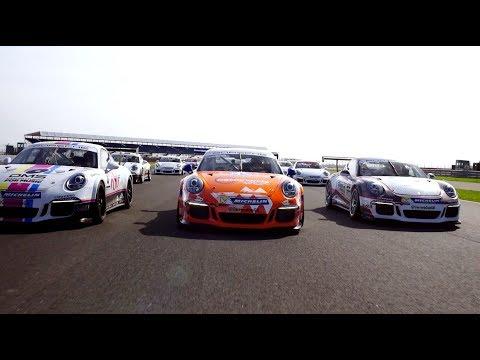 Porsche Carrera Cup GB: climbing the Porsche Motorsport Pyramid