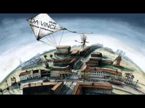 Da Vinci - animacja promocyjna