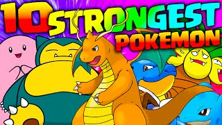 Top 10 Strongest Pokemon in Pokémon Go