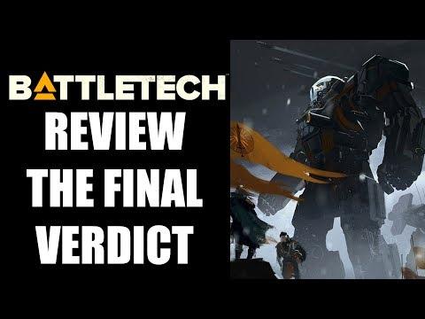 BattleTech Review - The Final Verdict