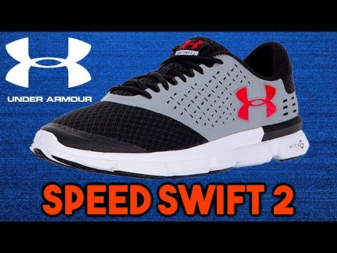 Under Armour Speed Swift 2 Review – Running + Training Shoes (Under Armor UA)