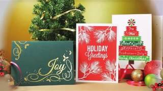 Custom Christmas and Holiday Cards
