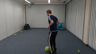 Fußball Technik 2 (4-7 Jahre)