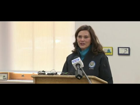 Can Gov. Whitmer's campaign fund pay for her flight to Florida?