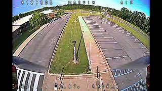 RAW Test FPV Footage Northside High School