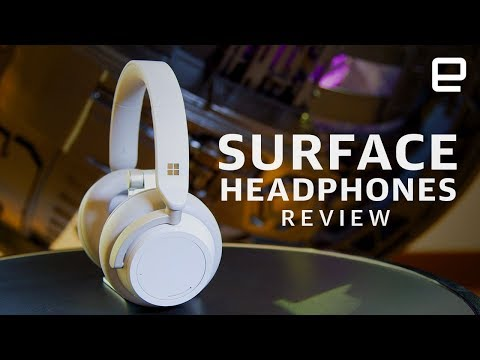 Microsoft Surface Headphones Review: They won't be dethroning Sony or Bose