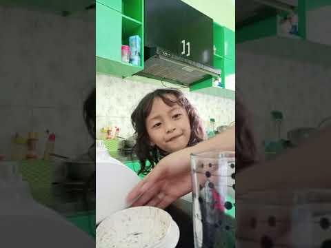 Resep cara membuat shake oreo es cream susu