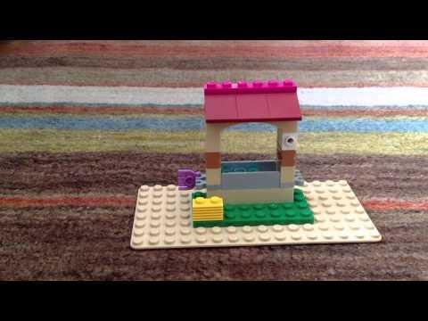 Vidéo LEGO Friends 41003 : Olivia et son bébé poulain