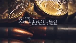 Beat De Malianteo #08 Rap Hip Hop 2015(Prod.Gustavo Candia)
