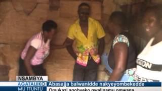 Abasajja Balwanidde Nakyeyombekedde