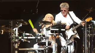 """""""Lay Your Hands on Me"""" Tom Bailey (Thompson Twins)@Wolf Trap Vienna, VA 7/18/18"""