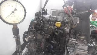 Купить проверенный двигатель Renault Laguna II 1.9DCi  -2007г.  F9Q752