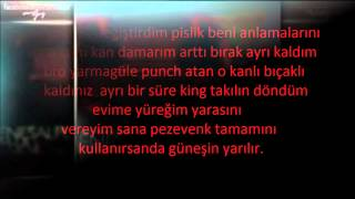 Enes Alper-M4A1 Lyrics Video
