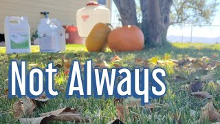 Should You Fertilize Your Lawn In The Fall - October Grass Care Tips