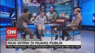 Download Video Debat Seru Rocky Gerung & Budiman Sudjatmiko Bicara Politik Bohong di Ruang Publik MP3 3GP MP4