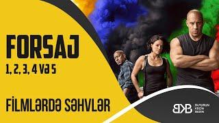 Stop Kadr #7 Forsaj filminde sehvler , mistakes, fails