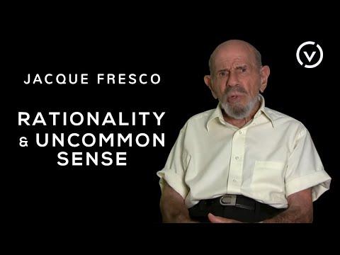 Jacque Fresco - Rationality & Uncommon Sense - Nov. 16, 2010