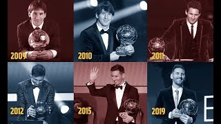 Relive Leo Messi