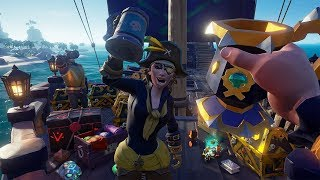 🔴 LIVE   ALLA RICERCA DEL TESORO LEGGENDARIO!! (Sea Of Thieves Update 2019)