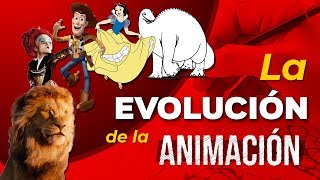 ¿Qué tanto ha evolucionado la Animación en el Cine?