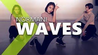 Normani   Waves (feat. 6LACK)  HAZEL Choreography.