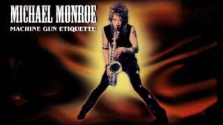 Michael Monroe - Machine Gun Etiquette (The DAMNED)