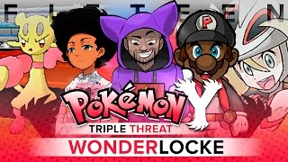 Pokémon Y Triple Threat Wonderlocke - Ep 15 RIP BIRD GANG by King Nappy