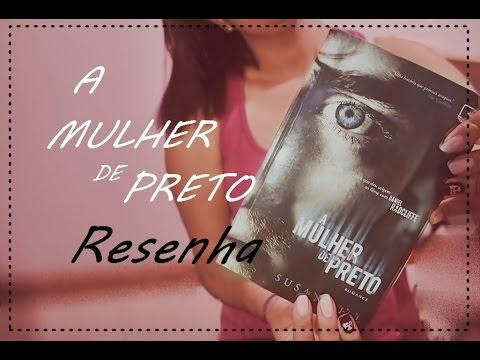 RESENHA: A Mulher de Preto Suzan Hill | Desafio Halloween Literário 2015