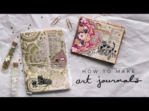Art Journals, 6 Minutes