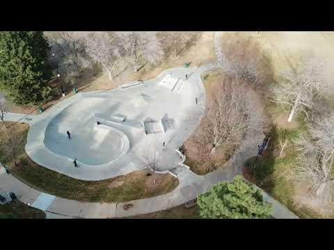 Sheridan skate park