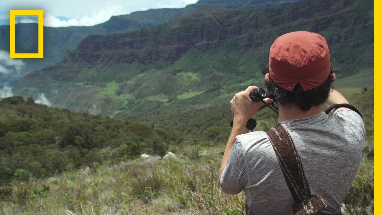 Birdwatching with FARC   National Geographic thumbnail