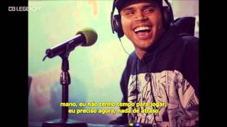 Chris Brown - Studio/Liftoff (Freestyle) [Legendado/Tradução]