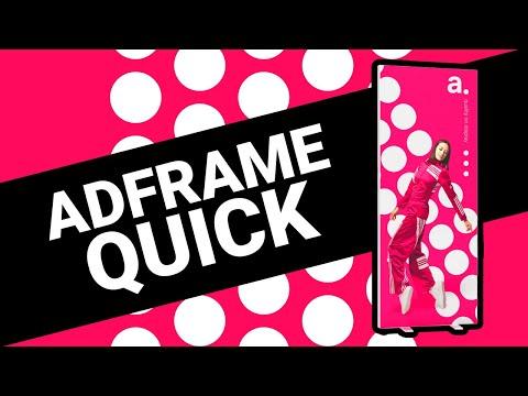 adFrame Quick video