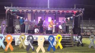 Three times denied (relay for life)