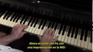 Dave Frank - 15 Elementos Estilísticos para el Piano Jazz (Subtitulado)