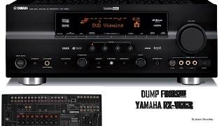 Yamaha RX-V663; Dump Finds!