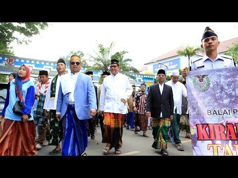 Jalan Sehat Sarungan Tangerang 2017