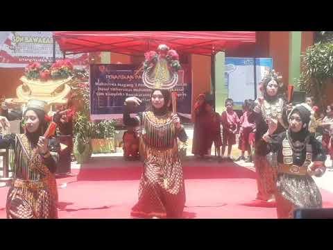 #UniversitasMuhammadiyahMakassar #SDNBawakaraeng2 Tari 4 Etnis Sulawesi Selatan
