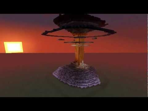 How To Craft A Nuclear Bomb In Minecraft