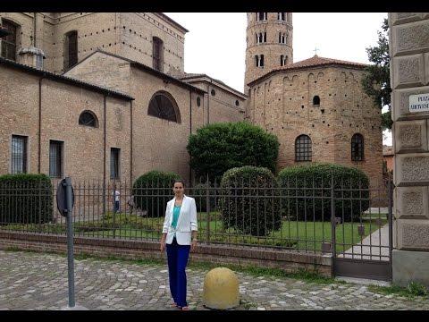 Италия, мозаичная Равенна