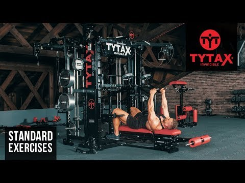 TYTAX® T1-X (Opt. JA)   Lever Fly