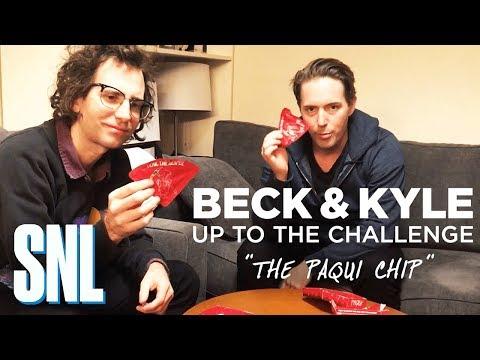 Paqui One Chip Challenge - SNL