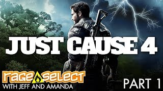 Just Cause 4 - The Dojo (Let's Play) Part 1
