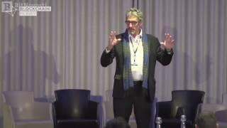 "Джон Макафи о защите криптоактивов на ""Blockchain Money"", Лондон 2017 | BitNovosti.com"