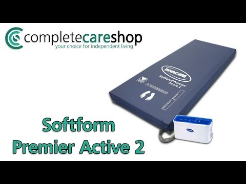 Invacare Active 2 Pressure Mattress