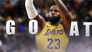 """LeBron James Mix - """"Noticed"""" - LAKERS HYPE ᴴᴰ"""
