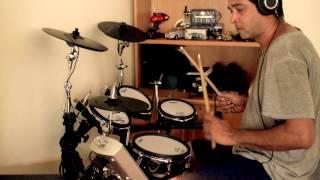 AC DC Meanstreak drum cover P. Martin