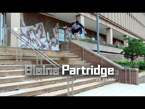 Image for video Blaine Partridge - VX Part