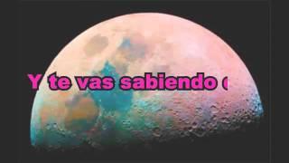 Toco Para Vos -  Hasta La Luna - Karaoke
