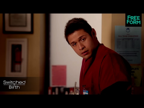 Switched at Birth 3.09 (Clip 'Ideal Candidate')